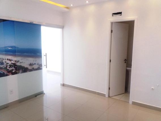 Sala Em Vila Mathias, Santos/sp De 42m² Para Locação R$ 1.950,00/mes - Sa619681
