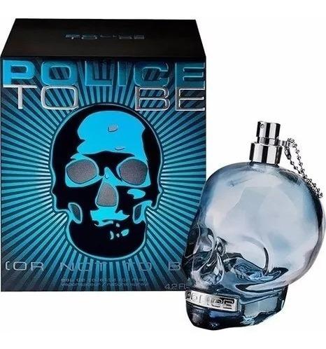Police To Be Edt 125ml Perfume Masculino Original Lacrado