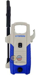 Hyundai Hidrolavadora 120 Bar 1600w 6 Lt/min 110v 60hz