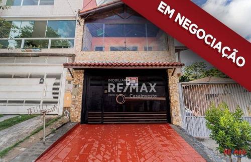 Casa Com 3 Quartos, Sendo 2 Suítes  À Venda, 100 M² Por R$ 490.000 - Outeiro De Passárgada - Cotia/sp - So0197