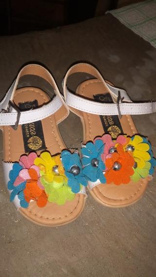 Zapatos De Niña Talla 22 Solo Interesados