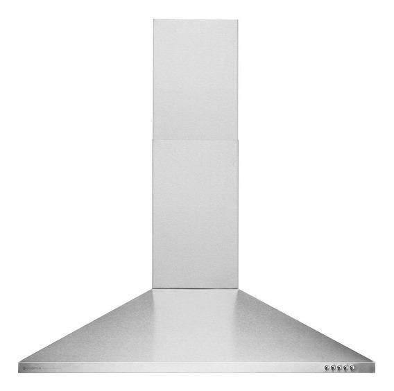 Exaustor de Cozinha Cadence Tradizionale CFA290 aço inoxidável de parede 900mm x 220mm x 430mm prateado 220V