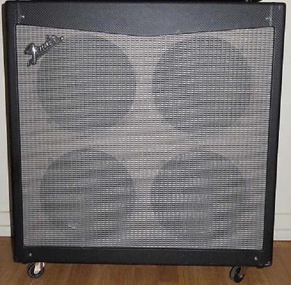 Caixa Gabinete Fender Mustang V 412