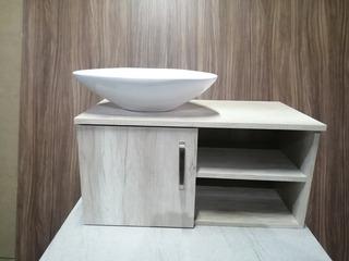 Mueble De Baño Flotante Moderno