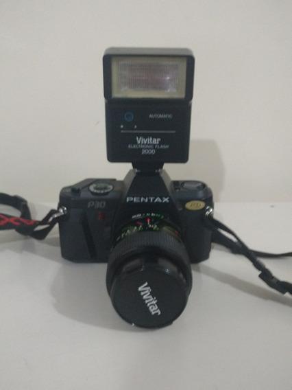 Maquina Fotografica Antiga Pentax P30