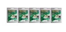 Frontline Plus Gato 5 Pipetas Val 01/20