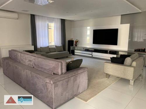 Imagem 1 de 30 de Apartamento Com 3 Dormitórios À Venda, 275 M² Por R$ 3.950.000,00 - Higienópolis - São Paulo/sp - Ap6249