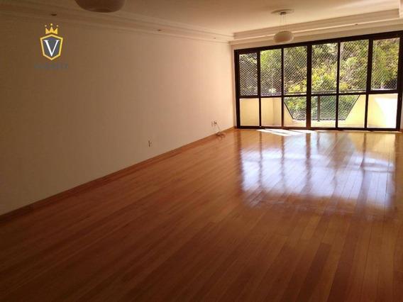 Apartamento Residencial Para Locação - 205 M² - Edificio Carminio Pisapio - Centro - Jundiaí/sp - Ap1169