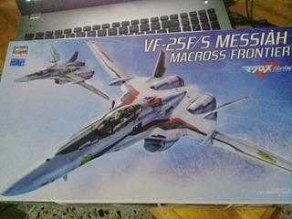 Robotech Macross Vf-25f/s Messiah