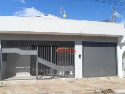 Casa Residencial À Venda, Centro, Itirapina. - Ca0883