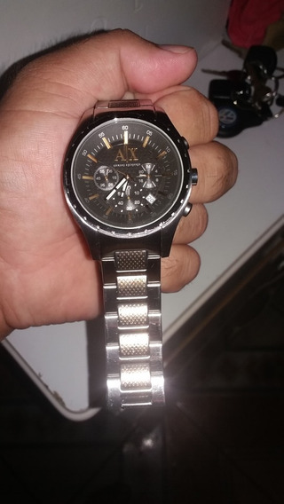 Relógio Armani Exchange Ax Cronograph Uax1093