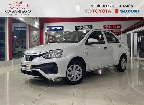 Toyota Etios X 1.5 2018 Excelente Estado