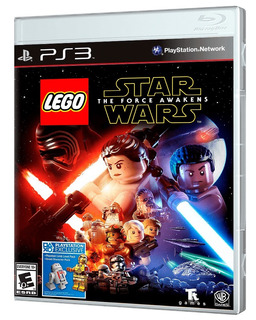 Juego Ps3 Lego Star Wars The Force Awakens Ps3