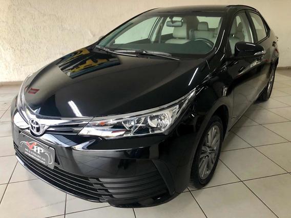 Toyota Corolla 1.8 16v Gli Upper Flex 2019 Automático