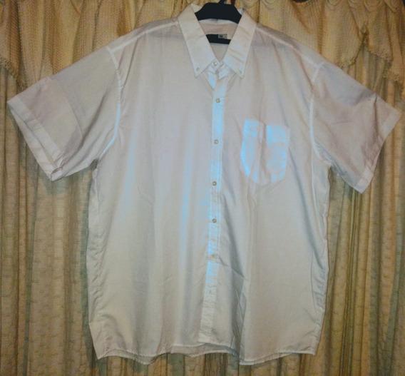 Camisa Mangas Cortas Talle 50