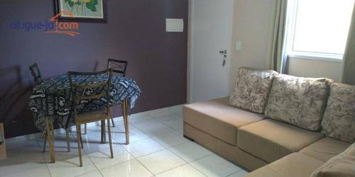 Apartamento Com 2 Dormitórios À Venda, 54 M² Por R$ 125.000 - Jardim Coleginho - Jacareí/sp - Ap5801