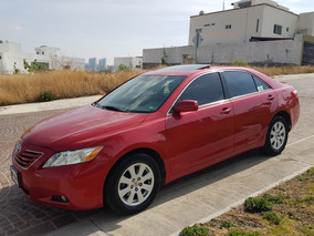 Toyota Camry 3.5 Xle V6 Aa Ee Qc Piel At 2009 Sólo 83000 Kms