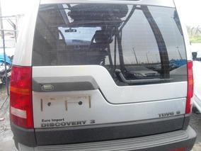 Land Rover Discovery 3 Lataria/mecânica/vidro/acessórios