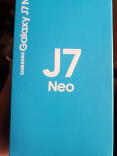 Samsung Galaxy J7 Neo Duos Nuevo. Android 9 2gb+16gb