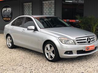 Mercedes-benz C 180 1.8 Cgi Classic 16v Turbo Gasolina 4p A