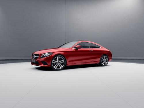 Imagen 1 de 13 de Mercedes-benz Clase C 2.0 C300 Coupe Amg Line 258cv 2020 Cba