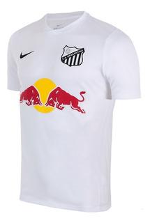 Camisa Nova Do Bragantino Rb Masculino Oficial - Promoção