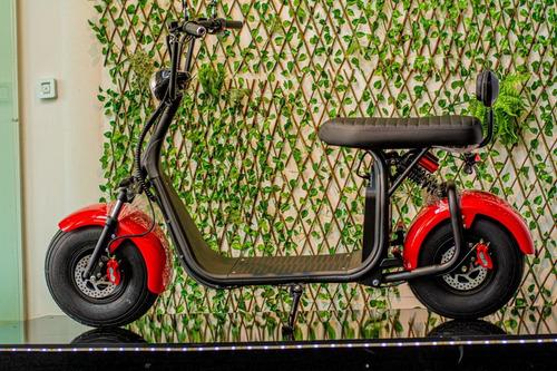 Imagem 1 de 13 de Scooter Eletrica 1500 Gloov