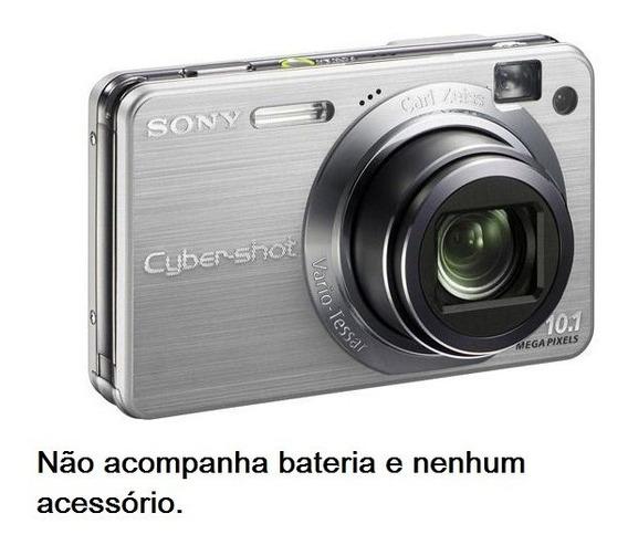 Camera Digital Sony Cyber Shot Dsc-w170 10.1 Mp Nova