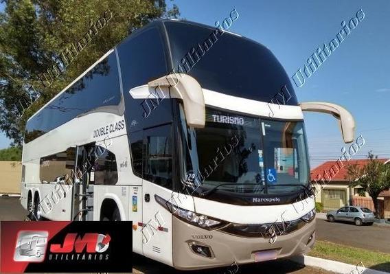 Paradiso Dd New G7 1800 Ano 2020 Volvo B420r Jm Cod 869
