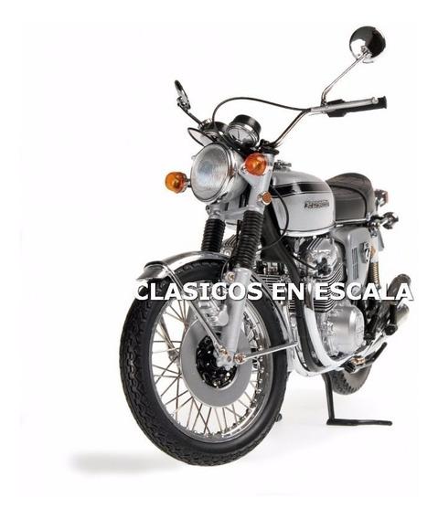 Honda Cb 750 1968 - Clasica En Arg. - Moto Minichamps 1/12