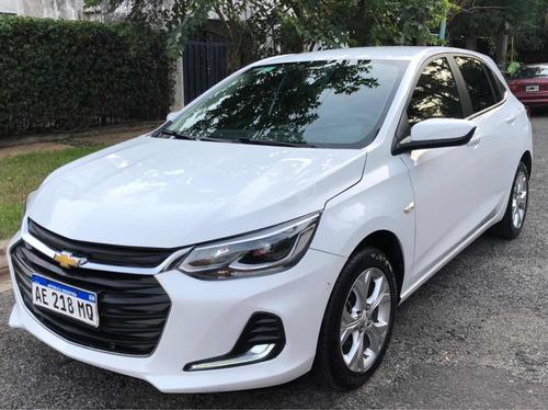 Chevrolet Onix 2020 1.0 Turbo Premier Ii At