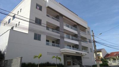 Apartamento Novo Com 2 Dorm (sendo 1 Suíte) - Ap0708