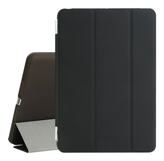 Capa iPad Smart Case Mini 1 2 E 3 Preta Premium