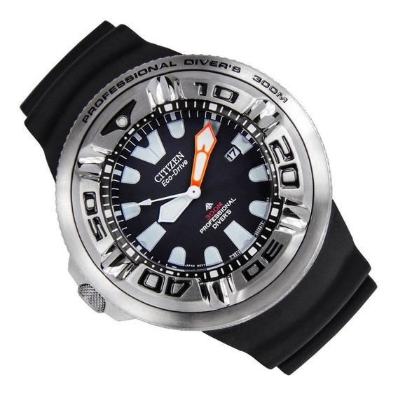 Relógio Citizen Bj8050-08e Ecozila Diver 300 Metros