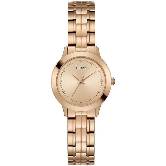 Relógio Feminino Guess Analógico 92650lpgdra3 Rosé
