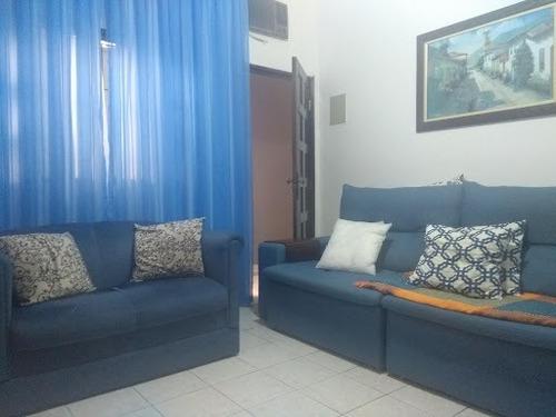 Casa À Venda, 85 M² Por R$ 350.000,00 - Vila Tupi - Praia Grande/sp - Ca0717
