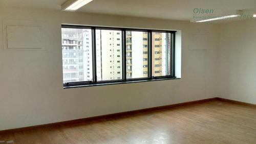 Cj0320 - Conjunto Para Alugar, 39 M² Por R$ 1.300/mês - Moema - São Paulo/sp - Cj0320