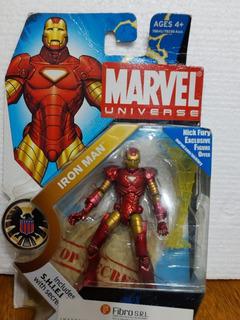 Iron Man Marvel Universe Figura De Acción
