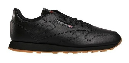 Zapatillas Reebok Classic Leather Neg Hombre