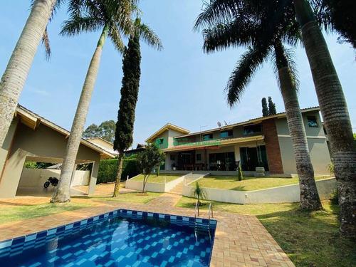 Casa À Venda, 511 M² Por R$ 2.100.000,00 - Paysage Vert - Vargem Grande Paulista/sp - Ca5976
