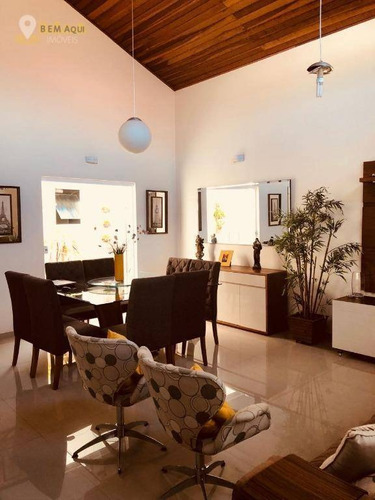 Imagem 1 de 24 de Casa Com 3 Dormitórios À Venda, 150 M² Por R$ 650.000,00 - Condomínio Aldeia De España - Itu/sp - Ca0748