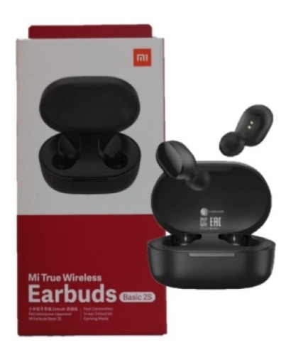 Imagen 1 de 10 de Xiaomi Redmi Airdots 2s Mi True Wireless Basic Ear Audifonos
