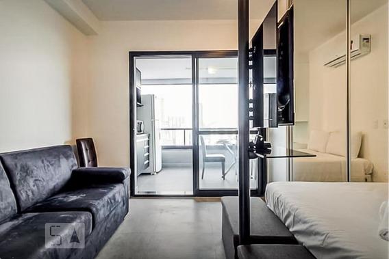 Apartamento Para Aluguel - Vila Olímpia, 1 Quarto, 36 - 893075077