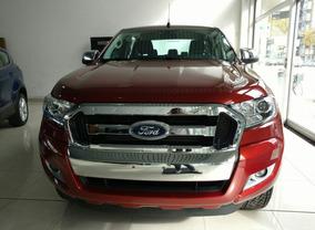 Ford Ranger Xlt 3.2 4x2 Cd Anticipo Y Cuotas, Tasa 0%.