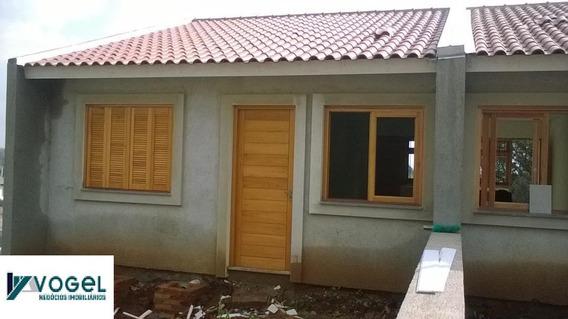 Casa Com 2 Dormitório(s) Localizado(a) No Bairro Vila Nova Em São Leopoldo / São Leopoldo - 32011629