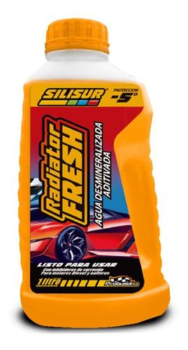 Liquido Refrigerante Radiator Fresh Silisur 1lt