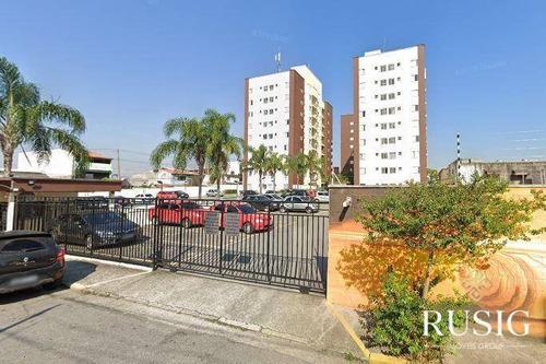 Imagem 1 de 17 de Apartamento Com 2 Dormitórios À Venda, 56 M² - Parada Xv De Novembro - São Paulo/sp - Ap1517