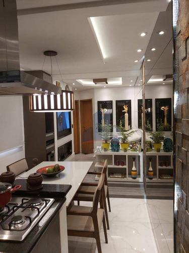 Imagem 1 de 30 de Cobertura Com 2 Dormitórios À Venda, 103 M² Por R$ 635.000,00 - Campestre - Santo André/sp - Co0140