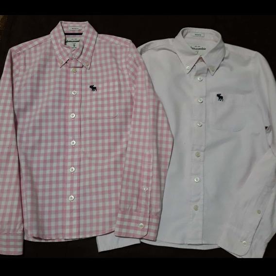 Camisas Abercrombie Niño