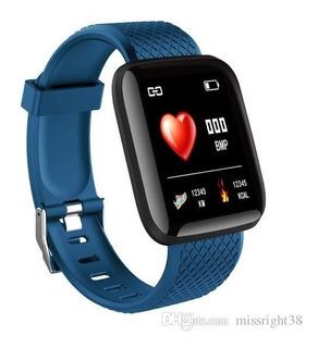 Oximetro / Tensiometro / Ritmo Cardíaco / Reloj Todo En 1